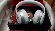 Authentic Apple Beats Dr Dre Solo 2 Wired Headband White color Headphones  !!!