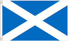 Scotland Polyester Flag - Choice of Sizes