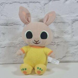 Bing Bunny Charlie Plush Soft Toy Teddy Cbeebies Fisher Price Mattel 2016
