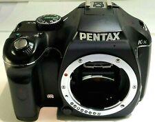 PENTAX K -x KX 12MP Cámara SLR Digital - (Cuerpo Unicamente) Excelente Estado