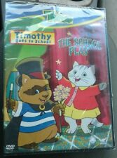 TIMOTHY GOES TO SCHOOL The School Play/Talent Show/Forever Friends/Treehouse DVD