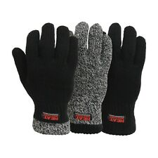Men's Heat Machine Thick Warm Winter 2.3 Tog Double Insulated Thermal Gloves