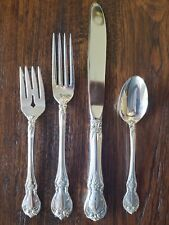 TOWLE Sterling Silver 4 Pieces, 4 Place Setting, Old Master Pattern