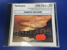 Technics Floppy Disc For KN Series Keyboard - Strictly Ballads - (#20)