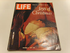 LIFE MAGAZINE DECEMBER 15 1972 GEORGE BARRIS ARTICLE
