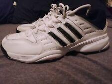 Adidas adidaprene Athletic sneakers 10.5 whiteblueRed
