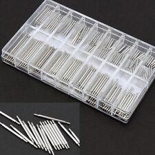 360pcs Watchmaker Watch Band Spring Bars Strap Link Pins Steel Repair Kit Tools