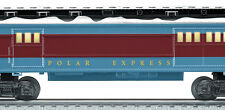Lionel The Polar Express Baggage Car with Snow on Roof o gauge train 6-84605