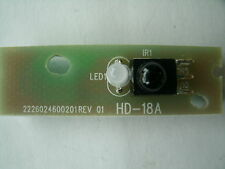 226024600201 REVOLUCIONES 01 HD-18A INFRARROJOS SENSOR Desde GOODMANS