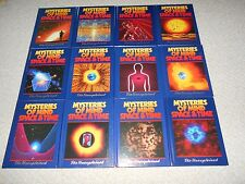 The Unexplained Mysteries of Mind,Space Time 1992 Hardcover LIKE NEW Complete