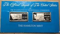 The Official Ingots of the United States, Montana and Washington, Silver Bar