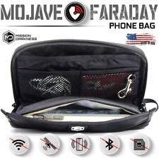 Mission Darkness™ Mojave Faraday Phone Bag - RF Blocking Phone & Accessory Case