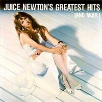 JUICE NEWTON - GREATEST HITS (AND MORE) CD ~ ANGEL OF THE MORNING +++ 70's *NEW*
