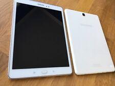 """Samsung Galaxy Tablet A5 9.7"""" 16GB, Wi-Fi + 4G, White (SM T555)"""