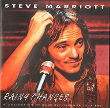 STEVE MARRIOTT/HUMBLE PIE 2 cd set of rarities 1973-1991 RAINY CHANGES
