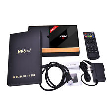H96pro Plus Andriod 7.1 TV Box 3G RAM + 32G ROM Amlogic S912 Smart TV Box Stream