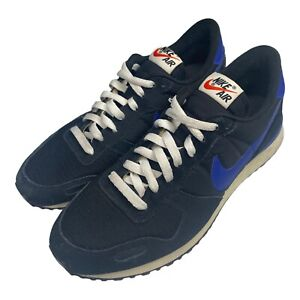 Nike Air Vortex Vintage Max Cortez Men's Size 10 Black/Blue 429773-040