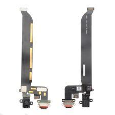 Muelle de Puerto de carga y conector Jack de Audio Cable Flexible Parte Para OnePlus 5 A5000