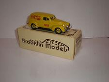 1/43 Brooklin Models BRK 9 1940 Ford sedan delivery Coca Cola