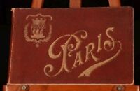 c1910 Paris Heliotypes Views of Paris by E le Deley Photographs Scarce