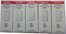5 pk Honeywell 5816WMWH Wireless Door/Window Contact