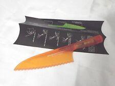 Pro-Balance Salad Lettuce Knife Adjustable Weight and Balance System Orange
