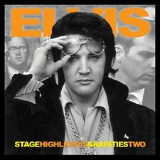 Elvis Collectors CD - Stage Highlights & Rarities Two