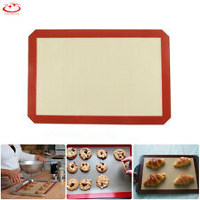 Silicone Baking Sheet Liner Non Stick Oven Safe Heat Resistant Mat Large Size