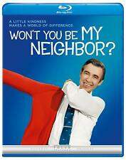 WON'T YOU BE MY NEIGHBOR? BLU-RAY | FRED MR. ROGERS | DOCUMENTARY