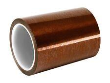 "Polyimide/Kapton Film Tape 3M 1205 1.5""x36yd Amber w/Acrylic Adhesive 311*F"