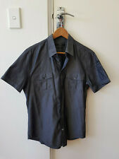 d6fd13938be Gucci grey short sleeve casual shirt - size 41