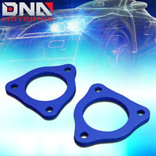 """FOR 2004-2017 FORD F150 2/AWD BLUE 1/2""""FRONT TOP MOUNT LEVELING LIFT KIT SPACER"""