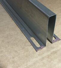 2 Horizontal Garage Door Opener Reinforcement U-Bar Strut Brace For 9' Wide Door