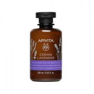 Apivita Caring Lavender Gentle Shower Gel 250ml