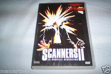 DVD SCANNERS 2 UN FILM D'HORREUR