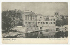 Yorkshire - York, Guildhall - 1900's postcard