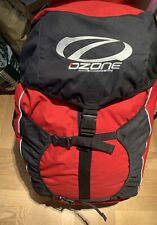 Ozone Backpack/Rucksack for paraglider, harness, and gear.