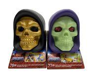 Mega Construx Masters of the Universe Skeletor Fisto He-Man Jet Sled 2021 MOTU