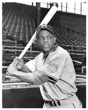 Minneapolis Millers New York Giants WILLIE MAYS Glossy 11x14 Minor League Photo