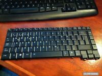 Original Toshiba Keyboard V000130300 Tastatur, German (DE) für L300 L300D Serien