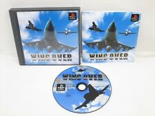 WING OVER PS1 Playstation PS Import Japan Video Game p1