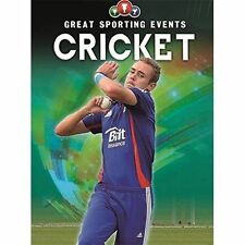 Great Sporting Events: Cricket  BOOK NEW