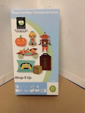 Cricut Cartridge Wrap it Up - Gently Used - Complete!