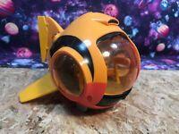 Spy Kids OSS Super Guppy Level 1 Submarine Vehicle 2002 Miramax Toys Playset