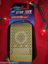 Star Trek ToS Dog Leash & Communicator w Baggies Pet Set Original Series Science