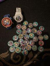 Hasbro Yo-kai 2 Kids Watches PLUS 31 MEDALS DISCS Lot Yo Motion