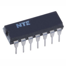 Nte Electronics Nte1616 Integrated Circuit Tv Sound If Amp/Det Driver 14-Lead Di