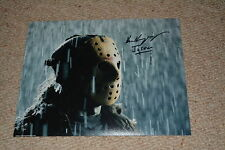 Ken Kirzinger signed autographe 20x25 en personne Freddy vs Jason.