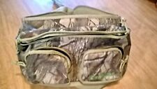 Realtree Hardwood Hunting Utility Belt, Barely Used, excellent, 10 Compartments