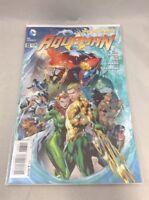 Aquaman #13  VF+ DC Comics 2012 New 52 The Others Mera Black Manta